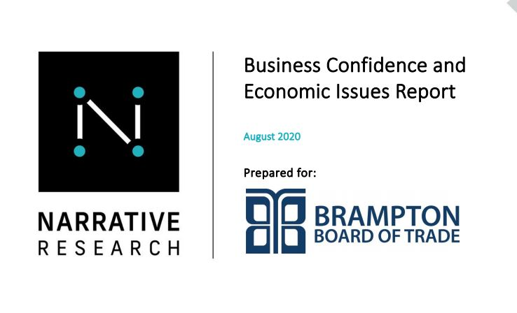 Business Confidence Report